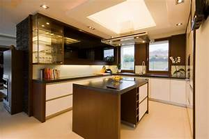 modern luxury kitchen diners decoseecom With kitchen cabinet trends 2018 combined with set de table en papier
