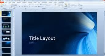 microsoft powerpoint designs free tunnel template for microsoft powerpoint 2013