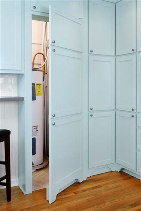 Hideaway Closet Doors by 35 Best Images About Hide Water Heater And Furnace On
