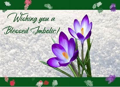 Blessings Imbolc Imbolic Greeting Cards Greetings Ecard
