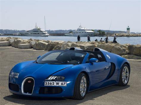 Bugatti Veyron 2009 Grand Sport Awesome View Art Racing