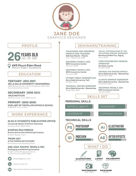 Type Resume Makers by 10 Types Of Infographics With Exles And When To Use Them