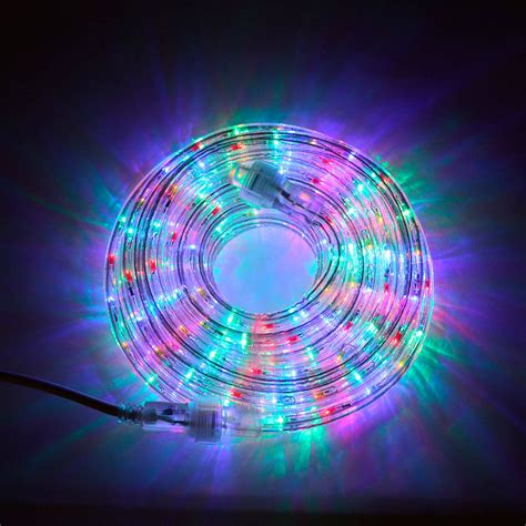 lights com string lights rope lights plasma multicolor super bright led rope lights