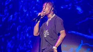 Travis Scott's Performance At NBA Awards: He Performs ...