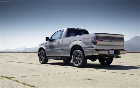 Ford F-150 Tremor 2014 Widescreen Exotic Car Pictures #06