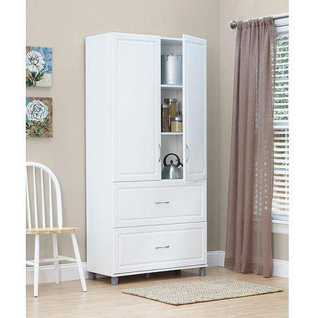 Walmart Kitchen Storage Cabinets by Systembuild 2 Drawer 2 Door Utility Storage Cabinet