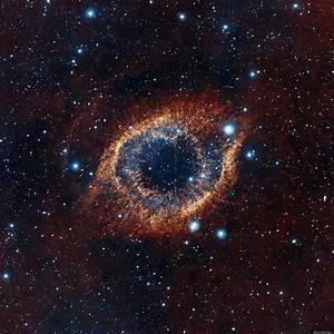 Helix Nebula Picture  Photo