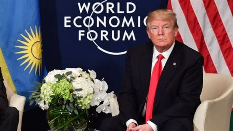 Live coverage of President Trump's Davos speech - BBC News