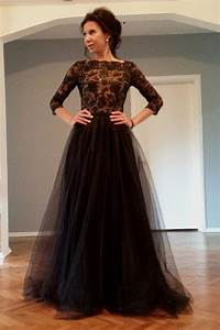 plus size black wedding dresses with sleeves naf dresses With black plus size wedding dresses