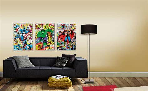 Kinderzimmer Ideen Superhelden by Helden Kinderzimmer Bei Hornbach