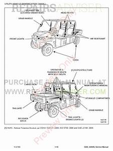Bobcat 3400  3400xl Utility Vehicle Pdf Service Manual Download