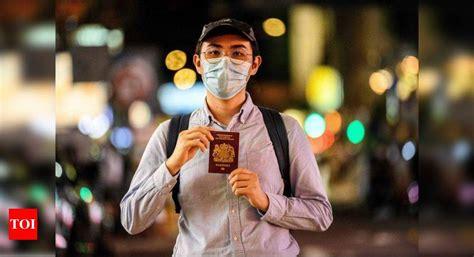 China Hong Kong Issue: China warns Britain about Hong Kong ...