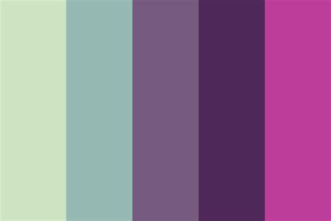 what is the color of peace peace color palette