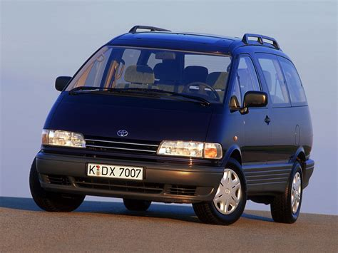 toyota autók 1990 toyota previa related infomation specifications