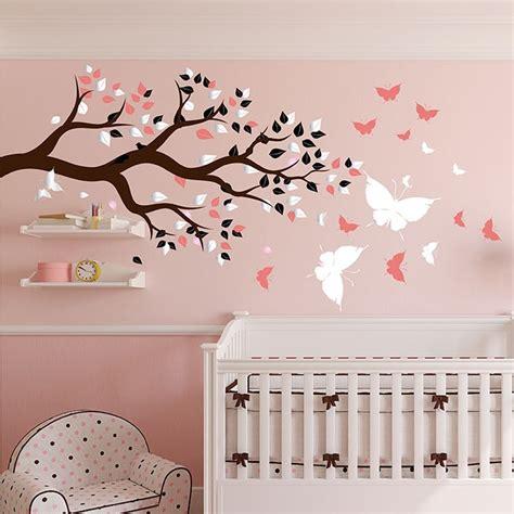 déco chambre bébé stickers stickers chambre bebe arbre chaios com