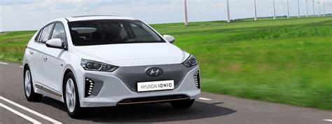Hyundai Ioniq Bestverkochte Elektrische Auto Van Nederland