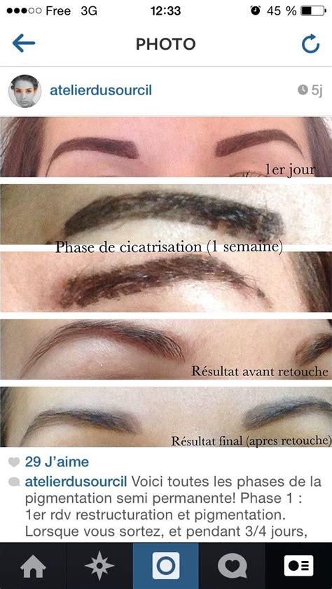 Tatouage Semi Permanent 6 Mois Tunisie Tatouage