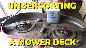 How To Undercoat A Deck
