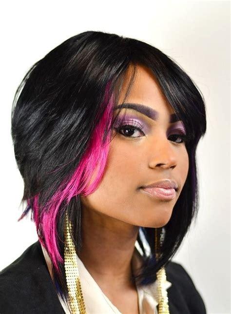 medium hairstyles black african american women