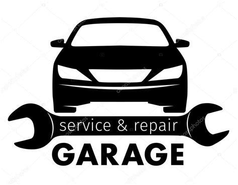 Service Auto Garage by Auto Center Garage Service And Repair Logo Vector