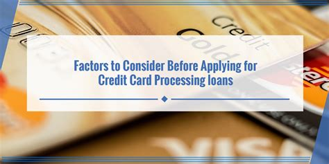 Before Applying For A by Factors To Consider Before Applying For Credit Card