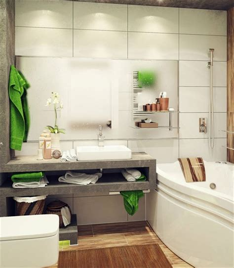 Small Bathroom Accessories Ideas by 15 Modern And Small Bathroom Design Ideas Home With Design