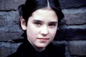 Jennifer Connelly, 1984, age 13. Once Upon a Time in ...
