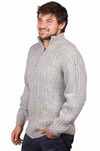 Veste En Laine Homme : blouson zipp alpaga homme miss gle vente de gilet ~ Carolinahurricanesstore.com Idées de Décoration