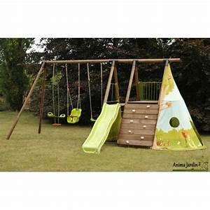 Cabane Toboggan Pas Cher : cabane enfants pas cher maisonnette extrieure patu ~ Dailycaller-alerts.com Idées de Décoration