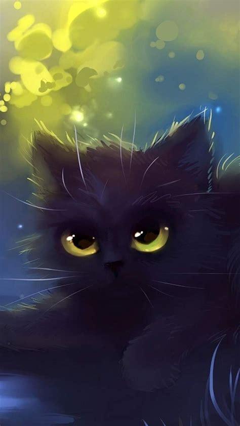 Cat Animated Wallpaper - cat wallpaper black hd cat wallpaper