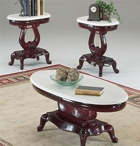 3 pc victorian coffee table set antique recreations With victorian coffee table set