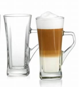 Latte Macchiato Gläser : latte macchiato gl ser mit henkel haus ideen ~ Yasmunasinghe.com Haus und Dekorationen