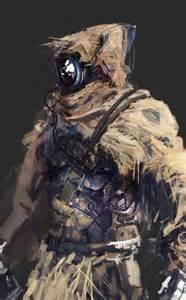 Robot Soldier Concept Art