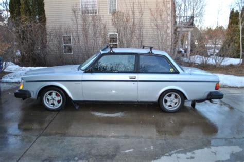 volvo  glt turbo coupe  original miles