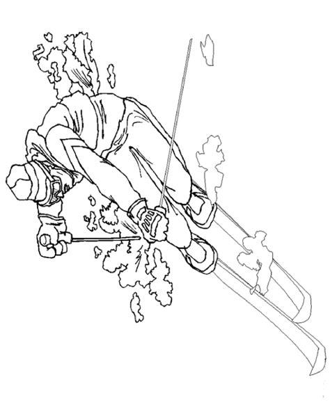 jeu fille cuisine coloriage ski sur jeudefille com
