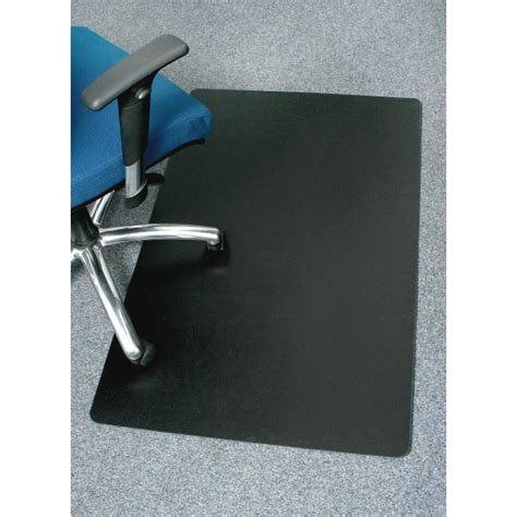 office chair mat for carpet nz marbig chairmat polypropylene rectangular black office way