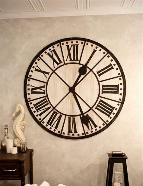 horloge design cuisine 45 idées pour le plus cool horloge géante murale