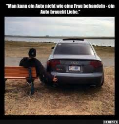 sprüche neues auto mann kann ein auto nicht wie eine frau behandeln lustige bilder sprüche witze echt lustig