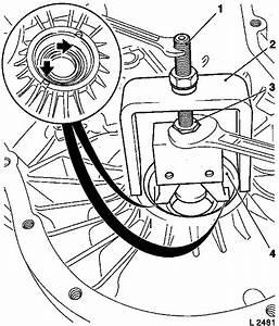 Vauxhall Workshop Manuals  U0026gt  Corsa C  U0026gt  K Clutch And