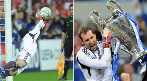 Chelsea vs Bayern 2012 Champions League final: Cech ...