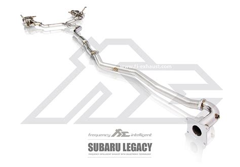 Legacy Exhaust by Subaru Legacy Valvetronic Exhaust System Fi Exhaust