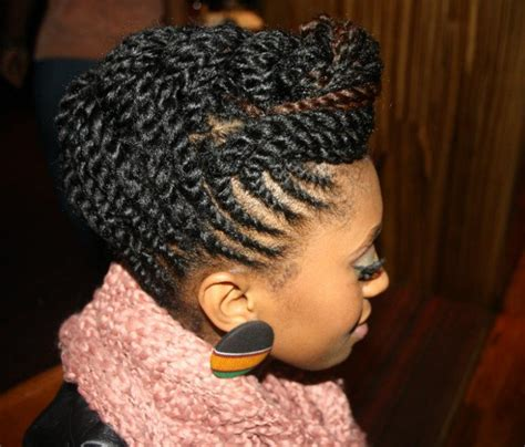 protective hairstyles  short natural hair hair