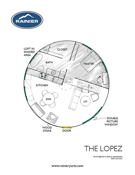 floor plans for yurts be sure to ask for a custom yurt plan when you order your yurt