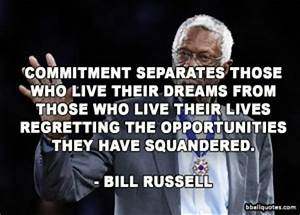 Bill Russell Qu... Bill Russell Basketball Quotes