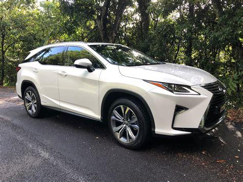 lexus rx  launch review car review central