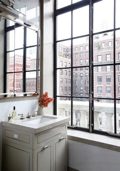 small gray bathroom vanity  gray stone countertop