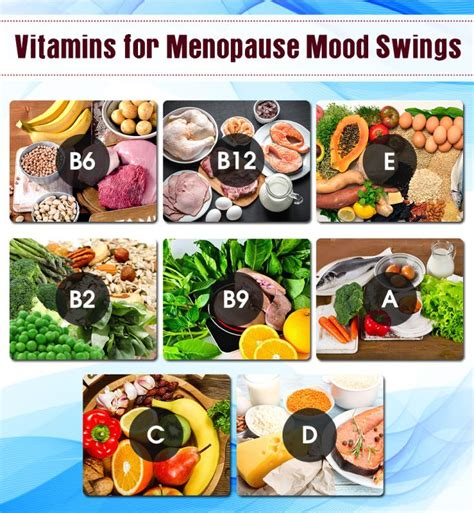 Supplements For Menopause Mood Swings by Vitamins For Treatment Of Menopause Mood Swings