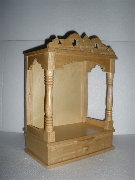 dhiraj furniture teak wood temples