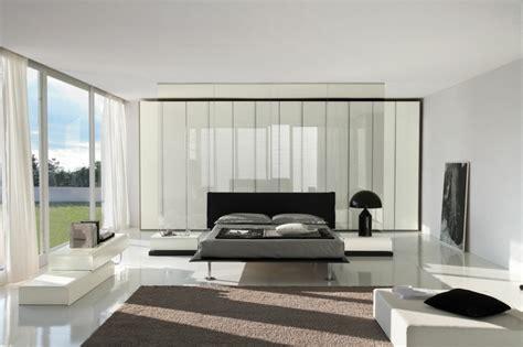 d 233 co noir et blanc avec touches de couleur chambre 224 coucher