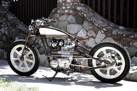 Yamaha Xs650 Board Tracker By Chappell Customs